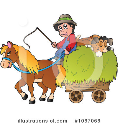 Farmer Clipart #1067066 by visekart