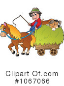 Royalty-Free (RF) Farmer Clipart Illustration #1067066