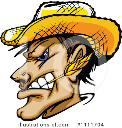 Hillbilly Clipart #1111704 by Chromaco