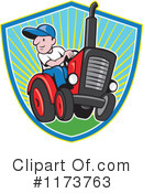 Royalty-Free (RF) farmer Clipart Illustration #1173763