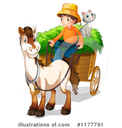 Farmer Clipart #1177791 by Graphics RF