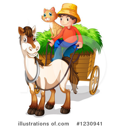 Farmer Clipart #1230941 by Graphics RF