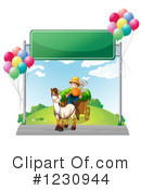 Farmer Clipart #1230944 by Graphics RF