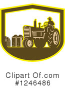 Farmer Clipart #1246486 by patrimonio