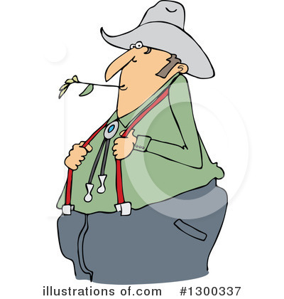 Farmer Clipart #1300337 by djart