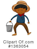 Farmer Clipart #1363054 by Graphics RF