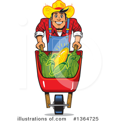 Vegetable Clipart #1364725 by Clip Art Mascots