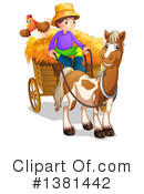 Farmer Clipart #1381442 by Graphics RF