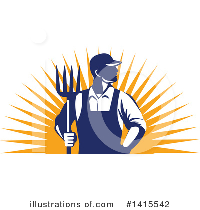 Worker Clipart #1415542 by patrimonio
