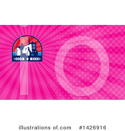 Business Card Design Clipart #1426916 by patrimonio