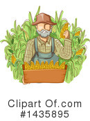 Farmer Clipart #1435895 by BNP Design Studio