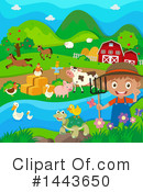 Farmer Clipart #1443650 by Graphics RF