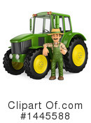 Farmer Clipart #1445588 by Texelart