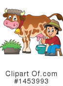 Farmer Clipart #1453993 by visekart