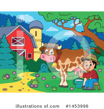 Farmer Clipart #1453996 by visekart