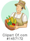 Farmer Clipart #1457172 by BNP Design Studio