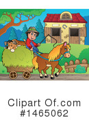 Royalty-Free (RF) Farmer Clipart Illustration #1465062