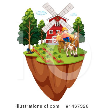 Farmer Clipart #1467326 by Graphics RF