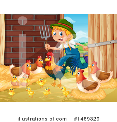 Farmer Clipart #1469329 by Graphics RF
