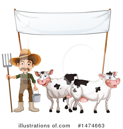 Cow Clipart #1474663 by Graphics RF