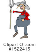 Farmer Clipart #1522415 by djart