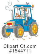 Farmer Clipart #1544711 by Alex Bannykh