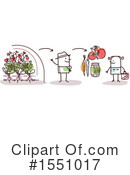 Farmer Clipart #1551017 by NL shop