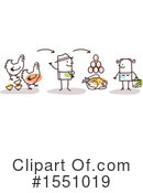 Farmer Clipart #1551019 by NL shop
