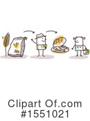 Farmer Clipart #1551021 by NL shop