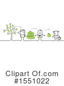 Farmer Clipart #1551022 by NL shop