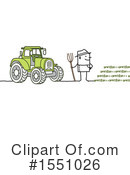 Farmer Clipart #1551026 by NL shop