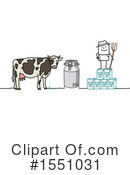 Farmer Clipart #1551031 by NL shop