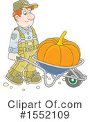 Farmer Clipart #1552109 by Alex Bannykh