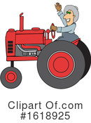 Farmer Clipart #1618925 by djart
