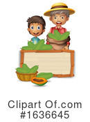 Farmer Clipart #1636645 by Graphics RF