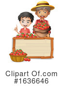 Farmer Clipart #1636646 by Graphics RF