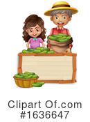 Farmer Clipart #1636647 by Graphics RF