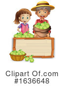 Farmer Clipart #1636648 by Graphics RF