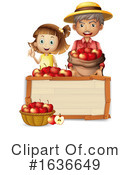 Farmer Clipart #1636649 by Graphics RF