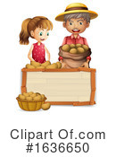 Farmer Clipart #1636650 by Graphics RF