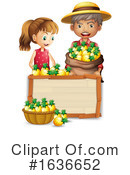 Farmer Clipart #1636652 by Graphics RF