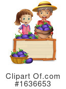 Farmer Clipart #1636653 by Graphics RF
