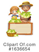 Farmer Clipart #1636654 by Graphics RF