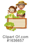 Farmer Clipart #1636657 by Graphics RF