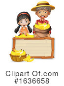 Farmer Clipart #1636658 by Graphics RF
