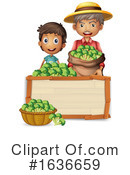 Farmer Clipart #1636659 by Graphics RF