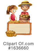 Farmer Clipart #1636660 by Graphics RF