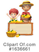 Farmer Clipart #1636661 by Graphics RF