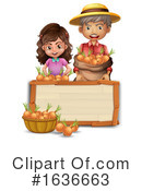 Farmer Clipart #1636663 by Graphics RF