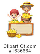 Farmer Clipart #1636664 by Graphics RF